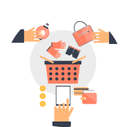 enjoy e-commerce life