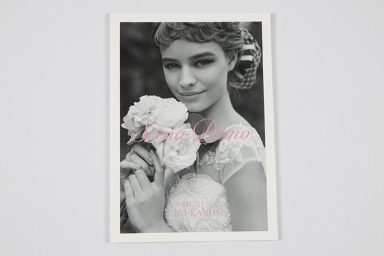 ドレスブランド「シェーナ・ドゥーノ」 カタログ・ノベルティ